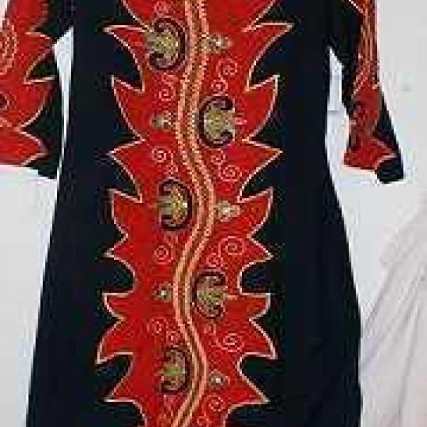 Orientální šaty - Galabeja, vel. S