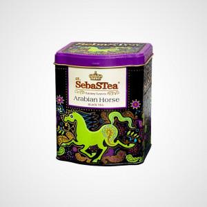 Sypaný černý čaj ochucený Arabian Horse
