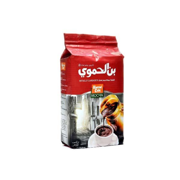 Arabská káva Hamwi MOCHA bez kardamonem 200 g