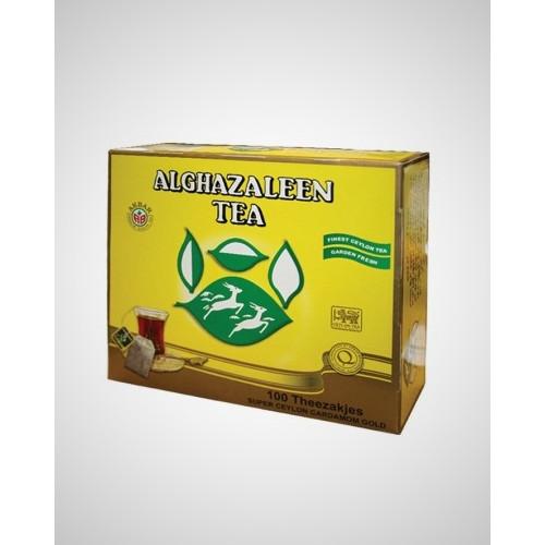Čaj Ceylon Alghazaleen černý s kardamonem - sáčky 100 x 2g