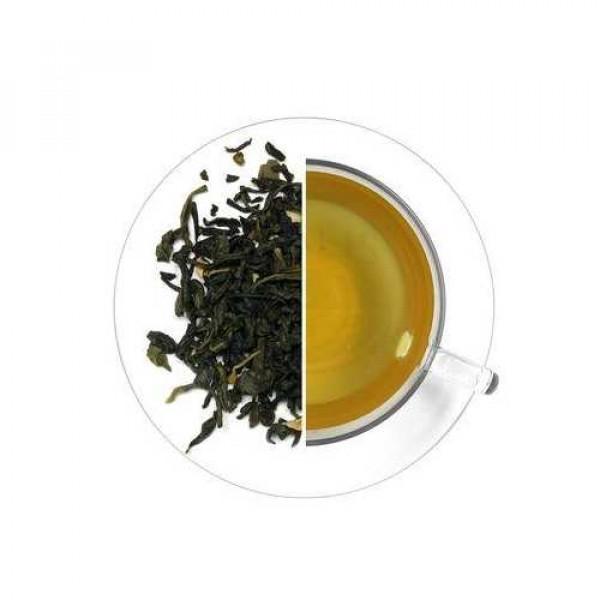 Sypaný Čaj zelený China Jasmin s květy 50g