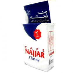 Arabská káva Najjar 200g