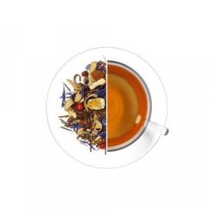 Sypaný Čaj Rooibos Citrus Zázvor 50g