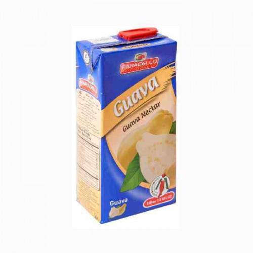 Arabské džusy Faragello Guava 1 L