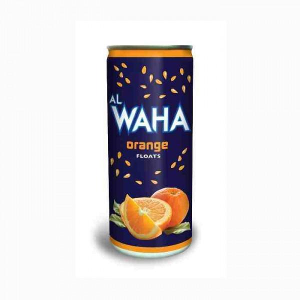 Džus AlWaha Pomeranč (s kousky pomeranče) 240 ml
