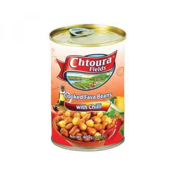 Chtaura Foul Medammas s chilli