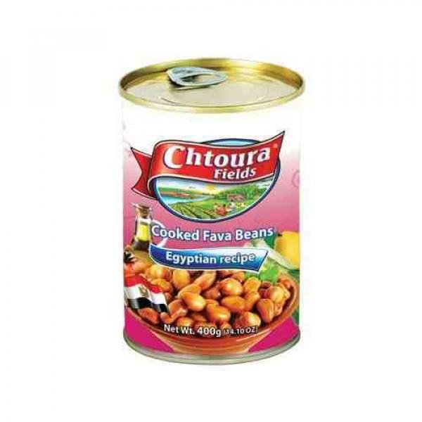 Chtaura Foul Medammas egyptský recept