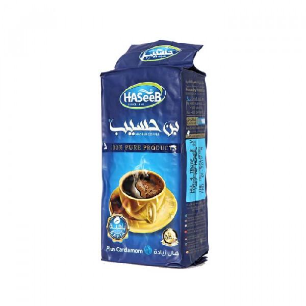 Arabská káva Haseeb s plus kardamonem 200 g