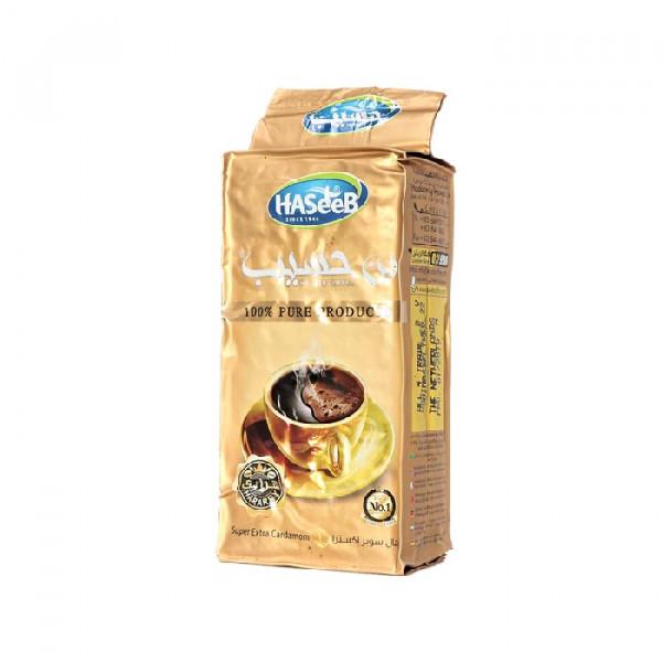 Arabská káva Haseeb s super extra kardamonem 200 g