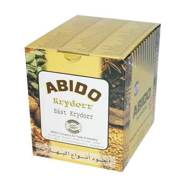Sahlab Abido Spices 10 x 100g