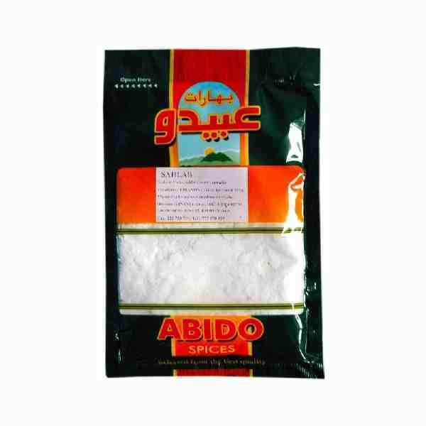 Sahlab Abido Spices 100g
