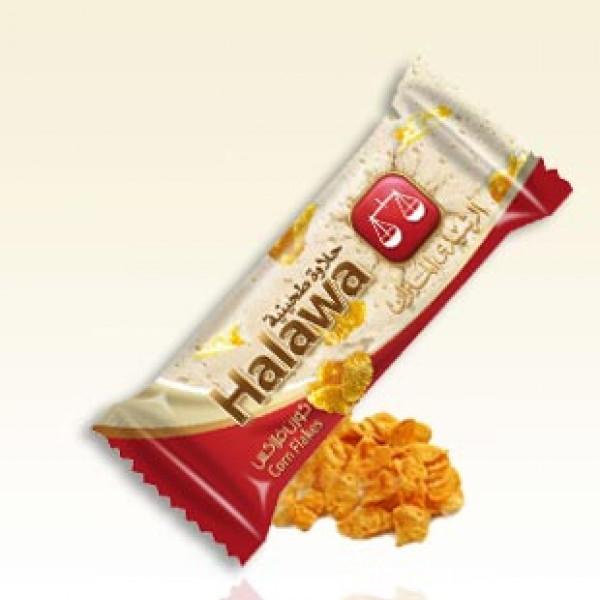 Halwa s Corn Flakes (tyčinka) 40 g